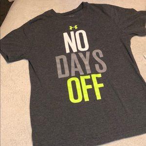 """""""no days off"""""""